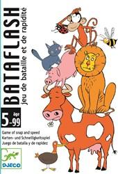 Djeco kaartspel Bataflash