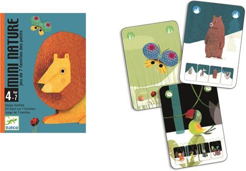 Djeco kaartspel Mini Nature-3