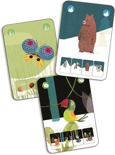 Djeco kaartspel Mini Nature-2