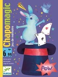 Djeco kaartspel Chapo magic