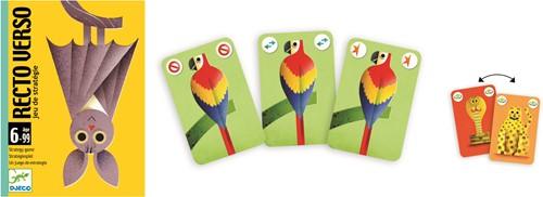 Djeco kaartspel Recto verso-2