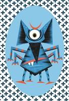 Djeco kaartspel SpidMonster-3