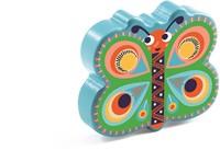 Djeco muziekinstrument maracas Butterfly