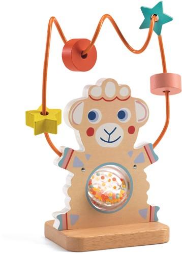 Djeco houten spiraalspeeltje BabyActivity
