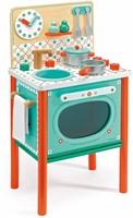Djeco houten keukentje Leo's cooker