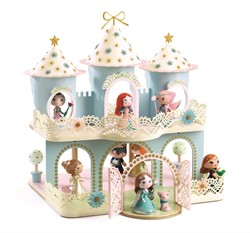 Djeco Arty Toys - Ze Princesses Castle