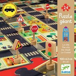 Djeco puzzel de grote stad