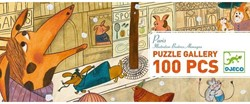 Djeco  legpuzzel Parijs  - 100 stukjes