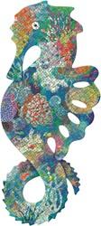 Djeco puzzel Zeepaardje - 350 stukjes