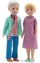 Djeco Maisons de poupées Les grands-parents