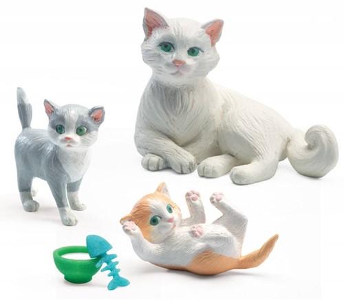 Djeco poppenhuis Katten