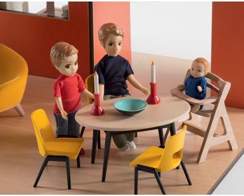 Djeco poppenhuis The dinning room-2