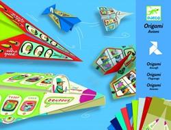 Djeco creatief origami vliegtuigen