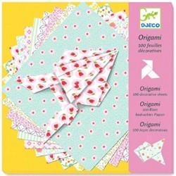 Djeco origami papier pastel
