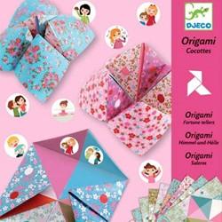 Djeco origami vogelbekkies