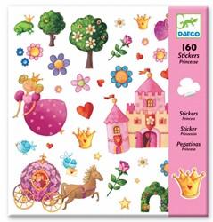 Djeco 160 stickers Princess Marguerite