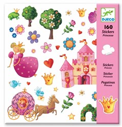 Djeco stickers Prinses Marguerite