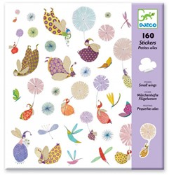 Djeco 160 stickers Small wings
