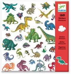 Djeco 160 stickers Dinosaurs
