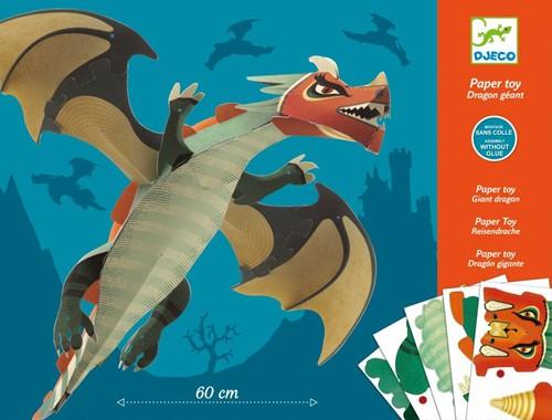 Djeco Giant dragon-2