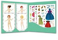 Djeco creatief Paper dolls - Massive fashion-2
