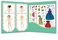Djeco Paper dolls - Massive fashion-2