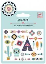 Djeco Mini stickers Western style
