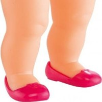Corolle poppenkleding Mc Cherry Ballet Flat Shoes DJB61-2