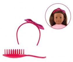 Corolle poppen accessoires Mc Hair Brush Set DJB77