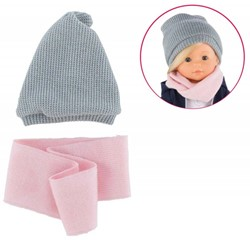 Corolle ma Corolle Hat & Snood