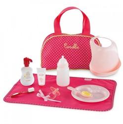 Corolle poppen accessoires Large Baby Doll Accs Set Cherry  DMT33