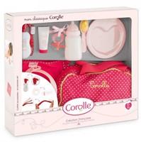 Corolle poppen accessoires Large Baby Doll Accs Set Cherry  DMT33-2
