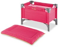 Corolle poppen accessoires Doll Cherry Bed & Changing Table DMT98-2