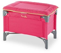 Corolle poppen accessoires Doll Cherry Bed & Changing Table DMT98-3