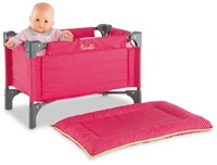Corolle poppen accessoires Doll Cherry Bed & Changing Table DMT98