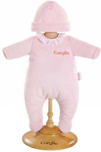 "Corolle poppenkleding Bb12"""" Pajamas Pink DMV00-1"