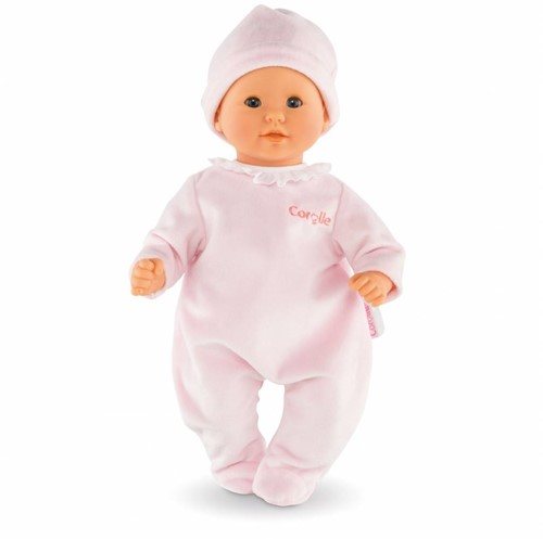 "Corolle poppenkleding Bb12"""" Pajamas Pink DMV00-2"