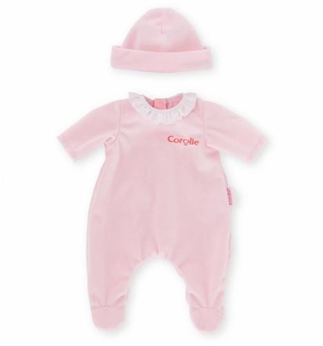 "Corolle poppenkleding Bb14""""Pajamas Pink  DMV01-1"