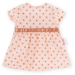 """Corolle poppenkleding Bb12"""""""" Dress Golden Pink  DMV06"""