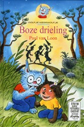 Kinderboeken  Dolfje weerwolfje leesboek Boze drieling