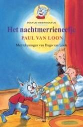 Kinderboeken  leesboek Dolfje weerwolfje nachtmerrie