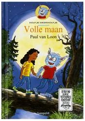 Kinderboeken  Dolfje weerwolfje leesboek Volle maan