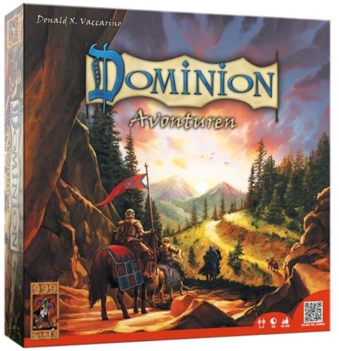 999 Games  bordspel Dominion: Avonturen-1