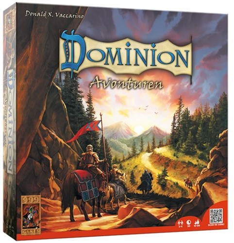 999 Games Dominion: Avonturen-1