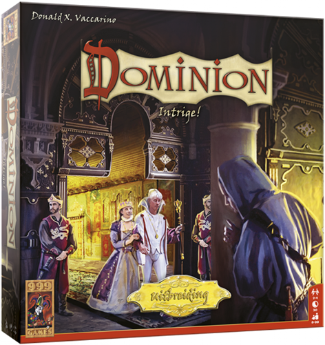 999 Games Dominion: Intrige