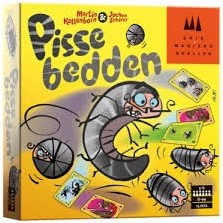Drie Magiers Spellen kaartspel 999-PIS01 Pissebedden