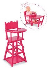 Corolle pop High Chair Cherry  CMW93-1