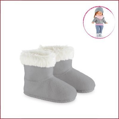 Corolle poppenkleding Mc Lined Boots DRN54-2