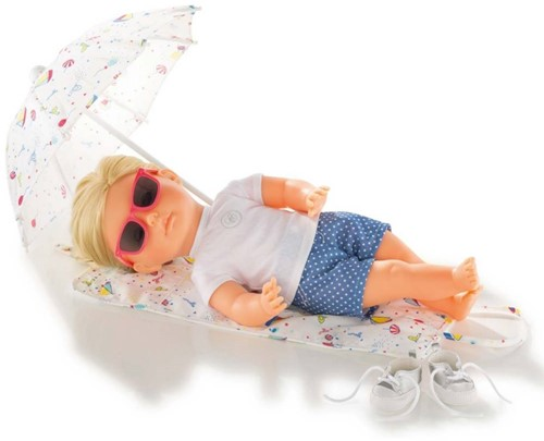 Corolle poppenkleding Mc Beach Umbrella DRY43-3