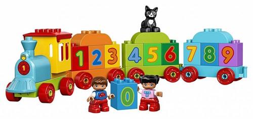 LEGO DUPLO Getallentrein 10847-2